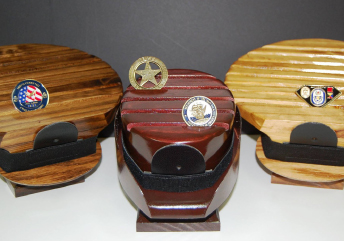 Custom Coin Holders